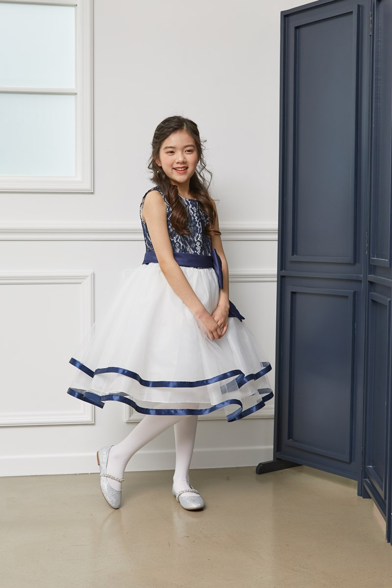 JDM19102/Princess /Sleeveless Mini  Dress