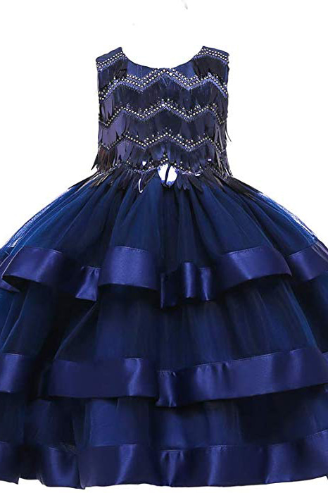 JDM19116/Princess /  Sleeveless Dress